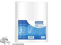 Прозорі файли Donau А4 100шт 50мк глянц