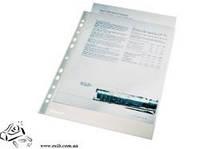 Прозрачные файлы Esselte А4 100шт 105 мик глянц PP