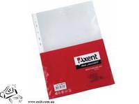 Прозорі файли Axent А4+ 20шт 90мкм глянц 2009