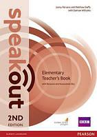 Speakout /2nd ed/ Elementary Teacher's Book