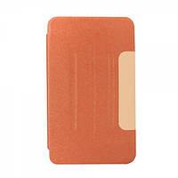 """Чехол-подставка для Samsung Galaxy Tab 4 Т230/T231/T235 7"""" розово-золотой"""