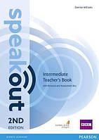 Speakout /2nd ed/ Intermediate Teacher's Book