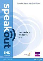 Speakout /2nd ed/ Intermediate Workbook with Key