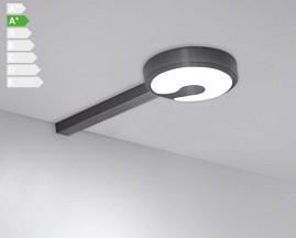 Светильник LED накладной круглый OVO с датчиком движения
