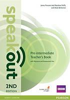 Speakout /2nd ed/ Pre-intermediate Teacher's Book