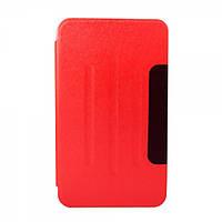 """Чехол-подставка для Samsung Galaxy Tab 4 Т230/T231/T235 7"""" красный"""
