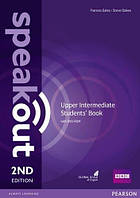Speakout /2nd ed/ Upper Intermediate Student's Book and DVD Pack