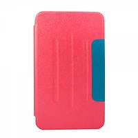 """Чехол-подставка для Samsung Galaxy Tab 4 Т230/T231/T235 7"""" розовый, фото 1"""