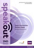 Speakout /2nd ed/ Upper Intermediate Teacher's Book