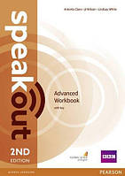 Speakout /2nd ed/ Advanced Workbook with Key