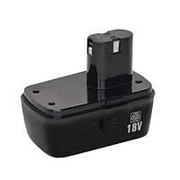 Аккумулятор 1200 mAh 18 В к шуруповерту DT-0312 INTERTOOL DT-0312.10