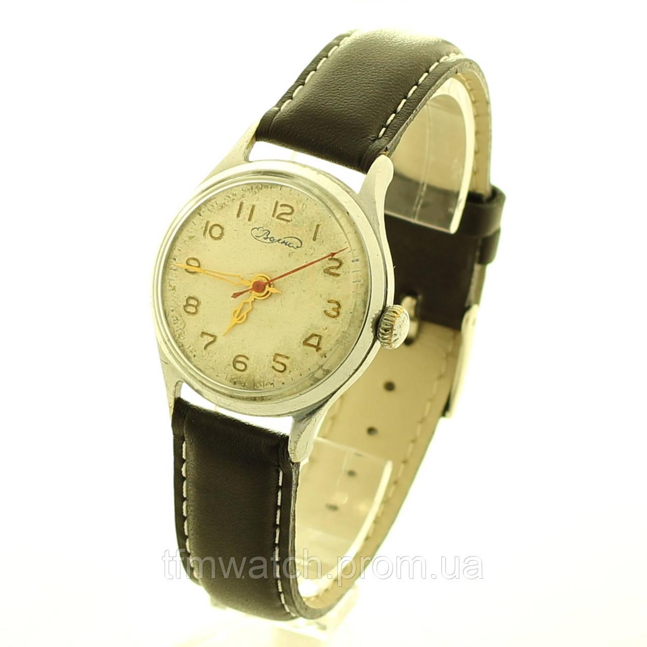 Волна механические часы СССР