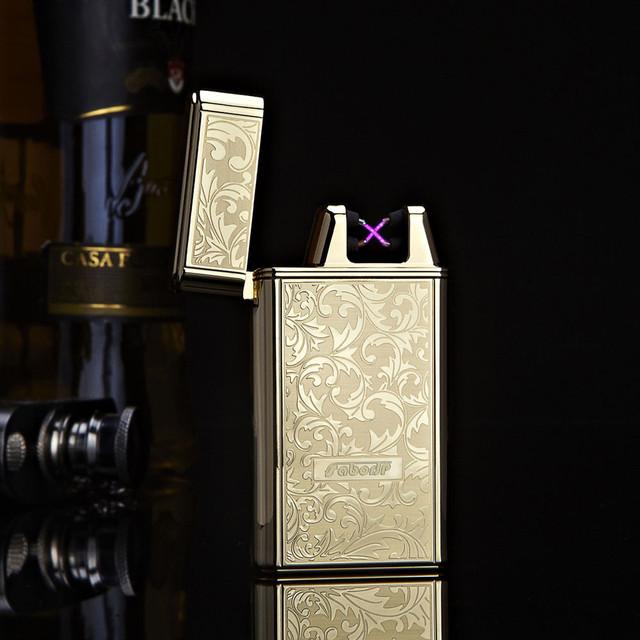 Подарочные зажигалки индукционная электронная usb