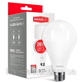 лампочки MAXUS 20W оптом