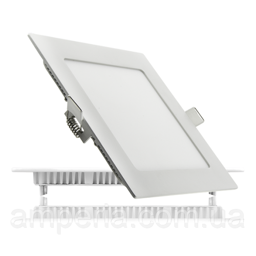NIGAS Встраиваемый светильник светодиодный LED-NGS-41R 4500K 18W(вт), квадрат