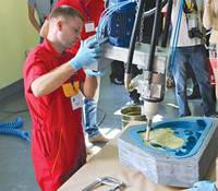 Изготовление изделий из полиуретанов, силиконов и других полимерных материалов
