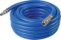 Шланг высокого давления PU/PVC  армированный 9,5х16мм  15м