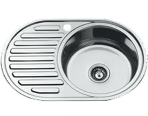 Врезная кухонная мойка Sofia D7750SL