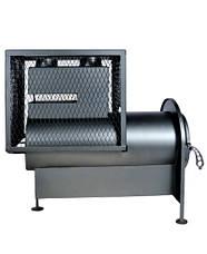 Банная печь с квадратной сеткой с выносной топкой, фото 3