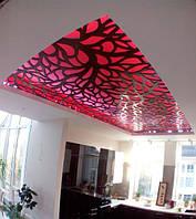 Декоративные панели на потолок, резные панели для отделки потолка в интерьере