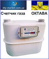 "Счетчик газа ""ОКТАВА"" G 6"