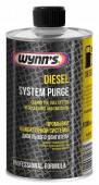 Промывка форсунок для дизельных двигателей Wynns Diesel system purge 1л