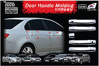 Хром накладки на ручки Chevrolet Cruze 2008+