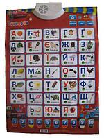 Интерактивный плакат Букварик 7290