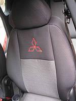 Чехлы на сидения Mitsubishi Galant (IX) с 2003 г.в.
