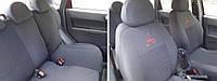 Чехлы на сидения Mitsubishi Lancer 9 Sedan с 2000-10 г.в.