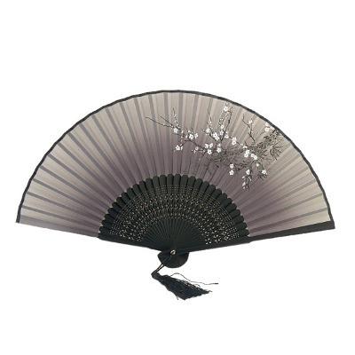Японский веер «Веточка сакуры»