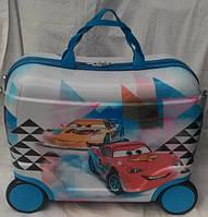 """Детский чемодан-каталка """"СAR"""""""