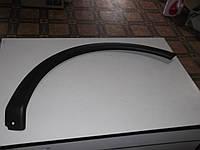 Накладка переднього правого крыла Combo, Corsa 00-10