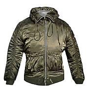 Куртка  на манжете