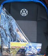 Чехлы на сидения Volkswagen Polo V хетчбэк (цельная)  с 2009 г.в.