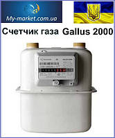 """Счетчик газа """"Gallus"""" 2000-U G 1.6"""