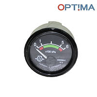 Указатель ЭИ 8009М-9 давления масла с аварийной сигнализацией
