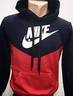 Теплый батник для мальчика-подростка Nike 915