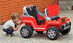 На что обратить внимание при выборе детского электромобиля ?