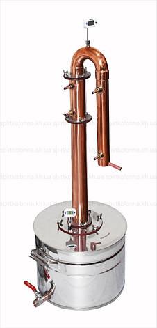 как подключить самогонный аппарат к водопроводу своими руками