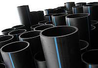 Труба полиэтиленовая водопроводная ПЭ-100, SDR 26, 280x10,7