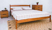 Кровать полуторная Ликерия без изножья (бук)