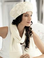 Комплект шапка и шарф зимний Willi Kasandra