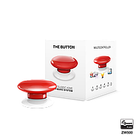 Кнопка управления Z-Wave FIBARO The Button red (красная) - FIBEFGPB-101-3