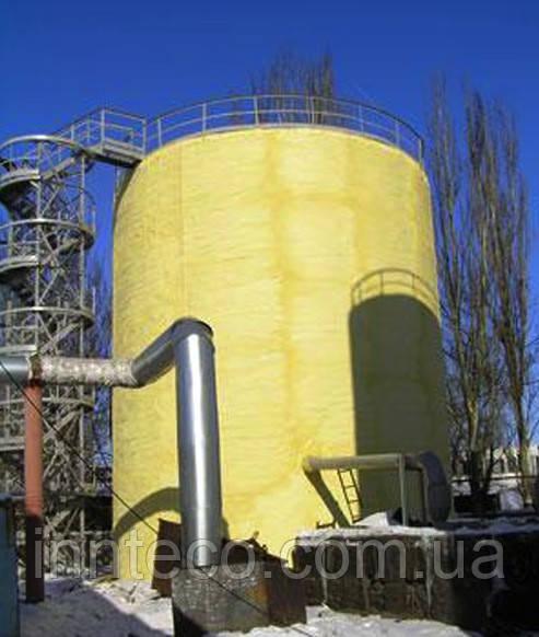 Утепление резервуаров - INNTECO в Киеве