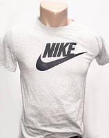 Футболка для мальчика белого цвета Nike