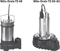 Насосы погружные  Wilo-Drain TS 40-65 , WILO (Германия)