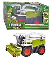 Комбайн LIMO TOY Помощник фермера  M 0344