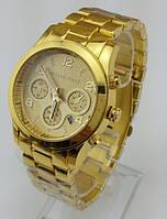 Часы женские Michael Kors (золото). Кварц