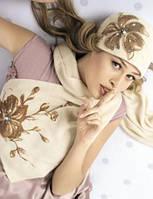 Элегантный комплект шапка и шарф Willi Angelina
